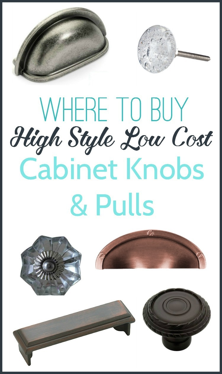 Hobby Lobby Cabinet Knobs : hobby, lobby, cabinet, knobs, Where, Inexpensive, Cabinet, Knobs, Pulls, Lovely