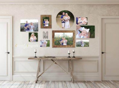 Dallas Fall Family Portraits