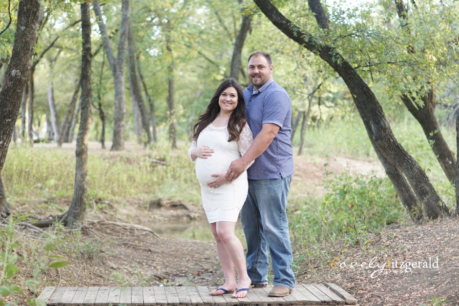 Plano Maternity Photography