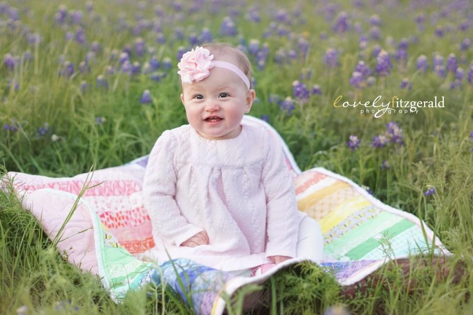 little elm bluebonnet photographer