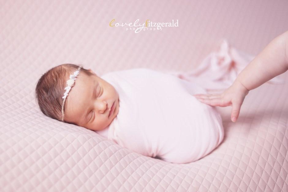 the colony texas newborn photographer