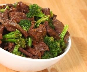 Crock Pot Beef & Broccoli