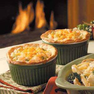 Seafood Potpies Recipe 5