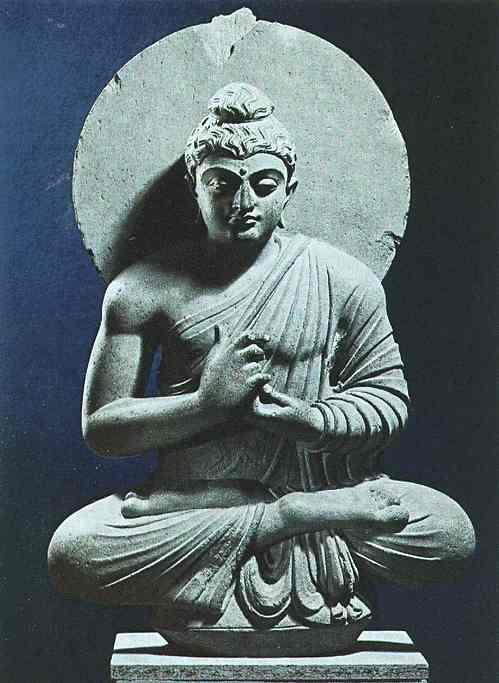 The Buddha  The Art of Gandhara