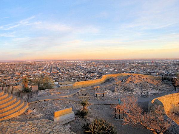 El Paso Scenic Drive