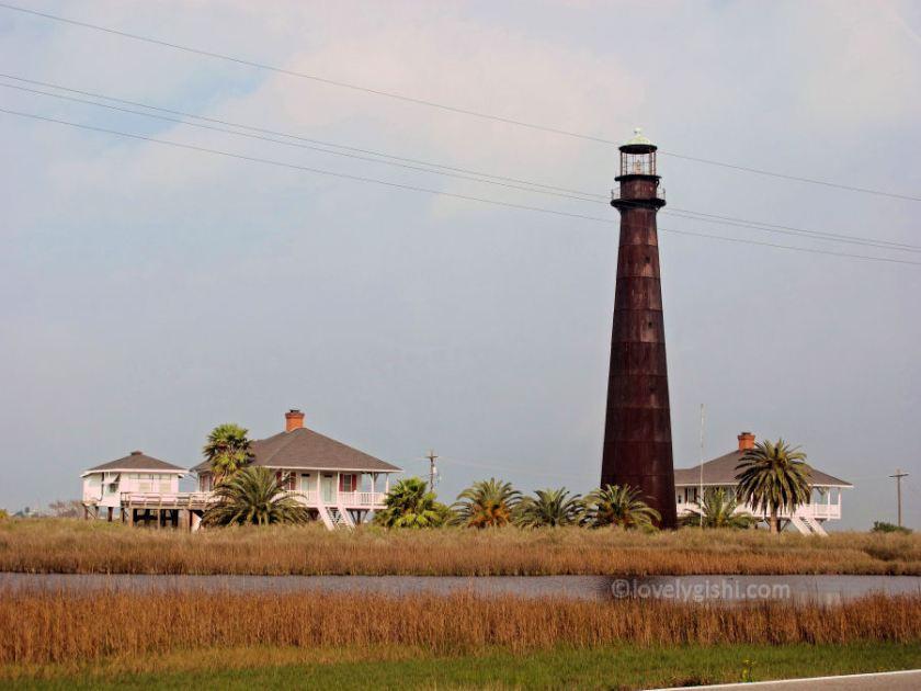 Bolivar Point Lighthouse