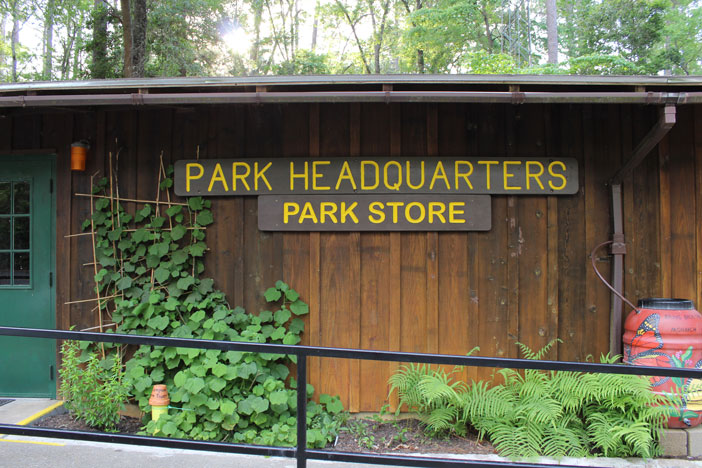 State Park Headquarters