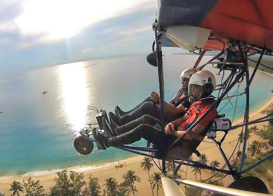 Guide to UltraLight Aircraft Flying in the Philippines