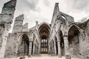 Read more about the article À la découverte de l'abbaye de Villers