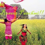Happy Basant Panchami 2017 Wallpaper/Cute Images/Flower Images/Shubh Basant Panchami Wishes 2017