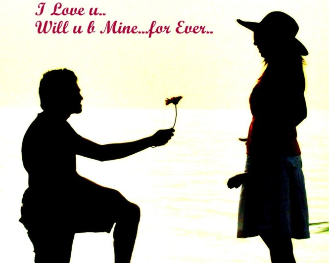 i love you propose day pics