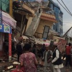 Earthquake/Bhukamp 25th/26th Apr 2015 In Nepal Kathmandu Latest News Horrible Images