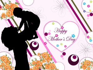 mother's day cute hd wallpaper 2015