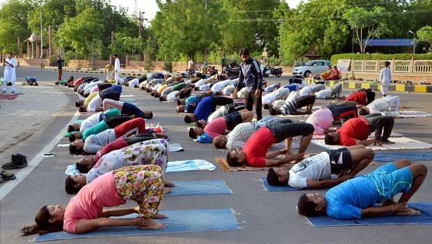 yoga-jodhpur-PTI