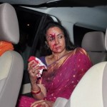 Hema Malini Injured in a Road Accident Now Stable Latest Hema Malini Accident Images News