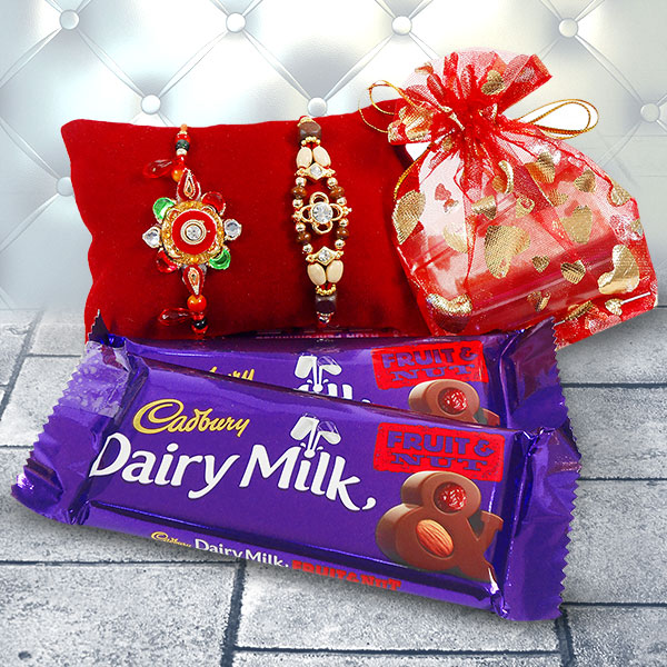 Raksha Bandhan Dairy Milk Chocolate photo