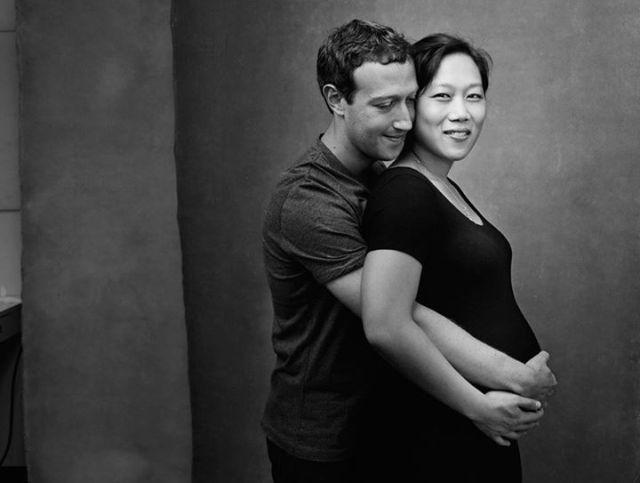 Mark zuckerberg wife images