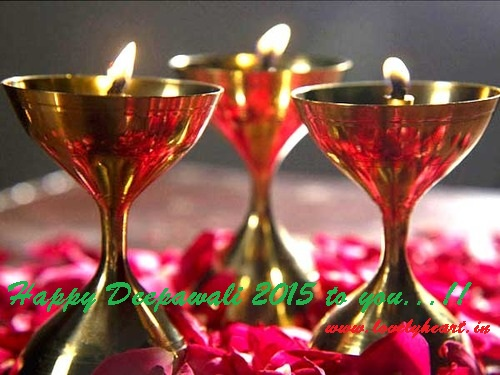 Shubh Deepawali 2015 Images with quotes