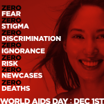 World AIDS Day 1st Dec 2015 Slogan in Hindi Poster for Vishav AIDS Diwas 2015