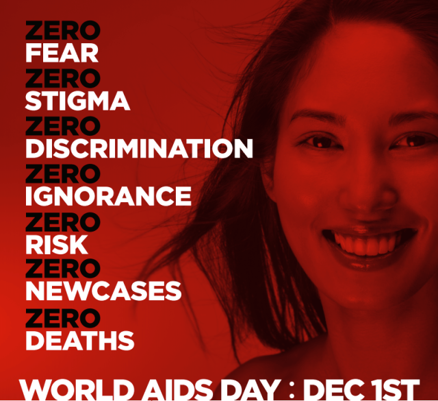 World-Aids-Day 2015 Wallpaper for FB Wts app