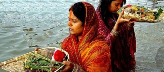 chhath-puja cute Images