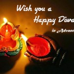 Happy Diwali in Advance 2015 HD Wallpaper Images with quotes Latest Advance Diwali Lines for FB