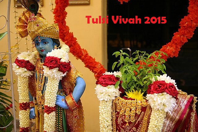 when_is_Tulsi-Vivah_in_2015