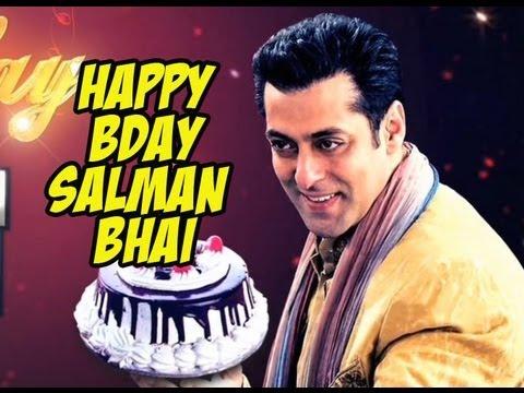 Happy Birthday Sallu Bhai Hd Wallpaper Imageswishes In Hd Www