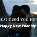 Happy New Year 2016 Romantic Greeting Cards HD New Year Cards for Love my Baby