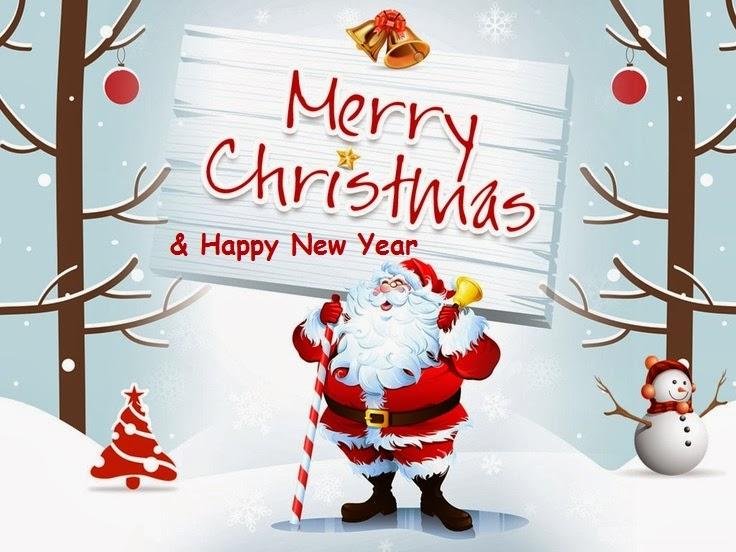 Merry Christmas 2015 Hd Wallpaper Of Santa