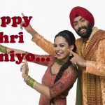 Happy Lohri Cute HD Wallpapers for Boyfriend Happy Lohri Festival 2016 Lovely Couple Photo