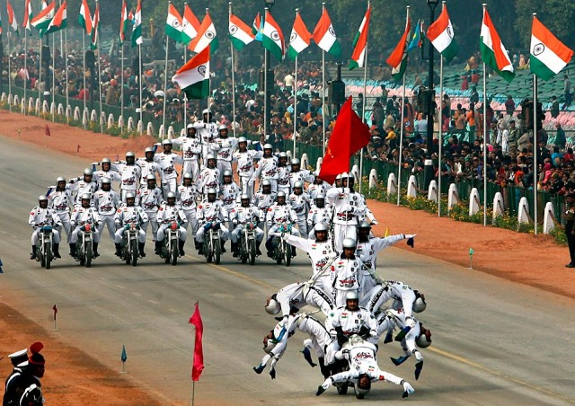 Republic Day 2016 parade tickets online