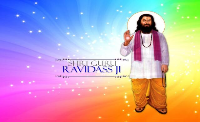 Shri-Guru-Ravidass-Ji jayanti 2016