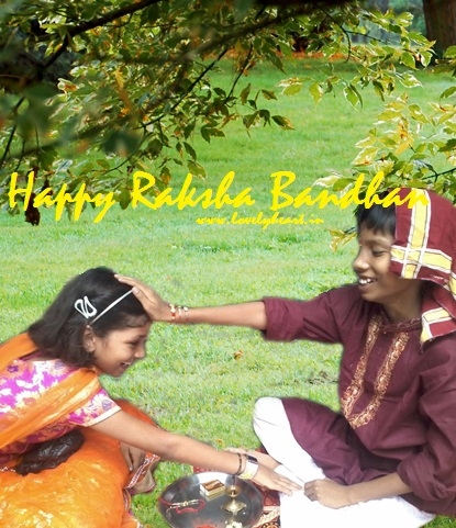 Happy Rakshabandhan Cute Bhai Behan Pics copy