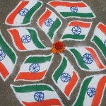 Independence Day Decoration Idea For Office/Collage Independence Day Special Rangoli Designs Easy 2016