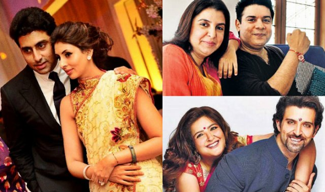 bollywood stars with their sister on Raksha Bandhan Bollywood stars rakhi images