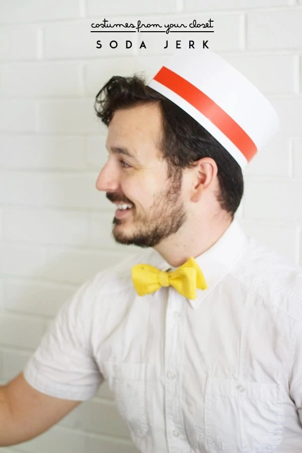 Costumes From Your Closet  Soda Jerk  Lovely Indeed
