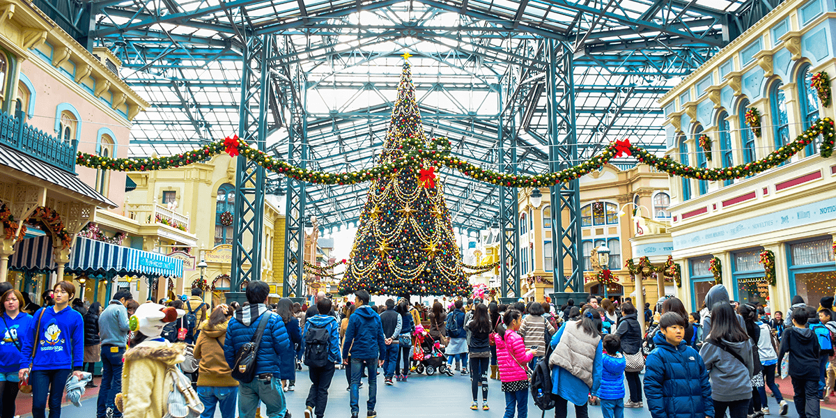 How To Celebrate Christmas In Japan Lovely Japan