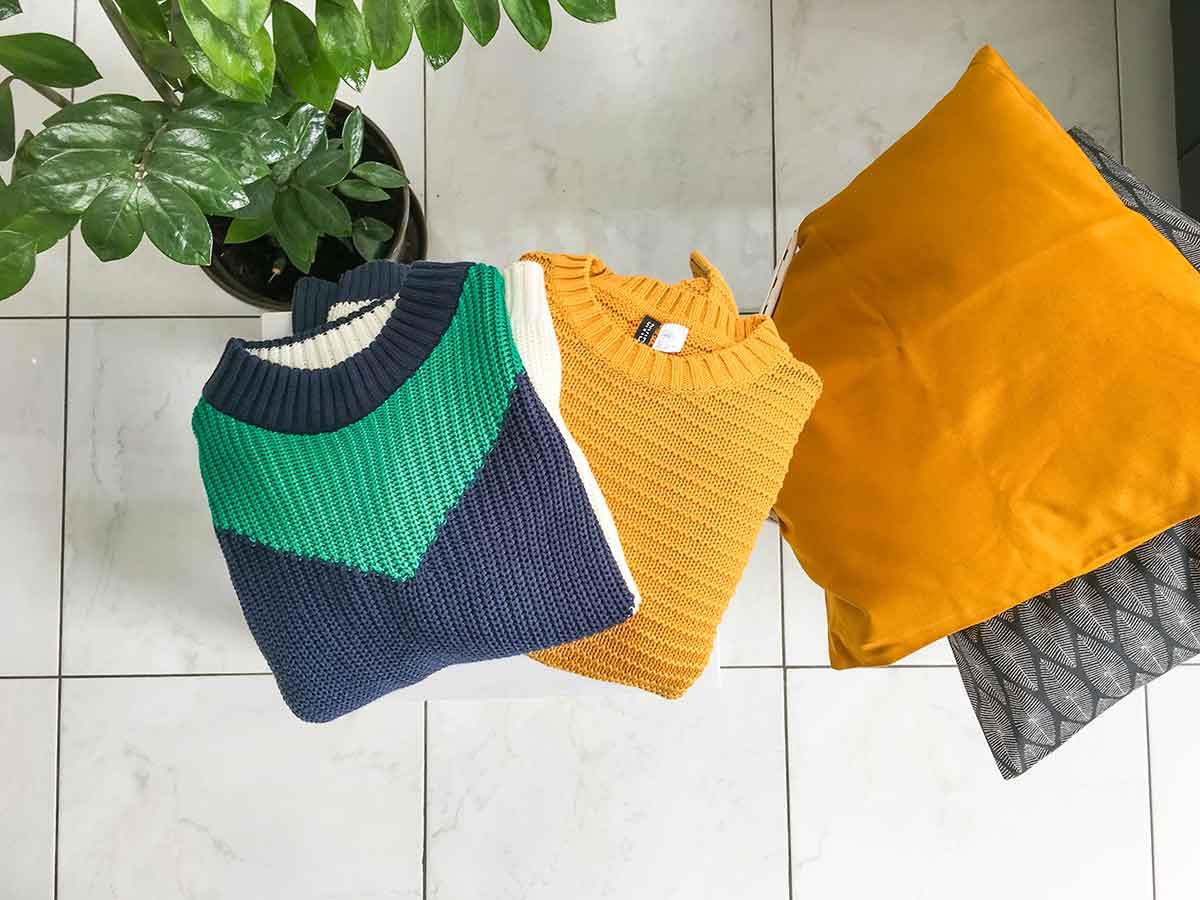 Shopping: Knitwear