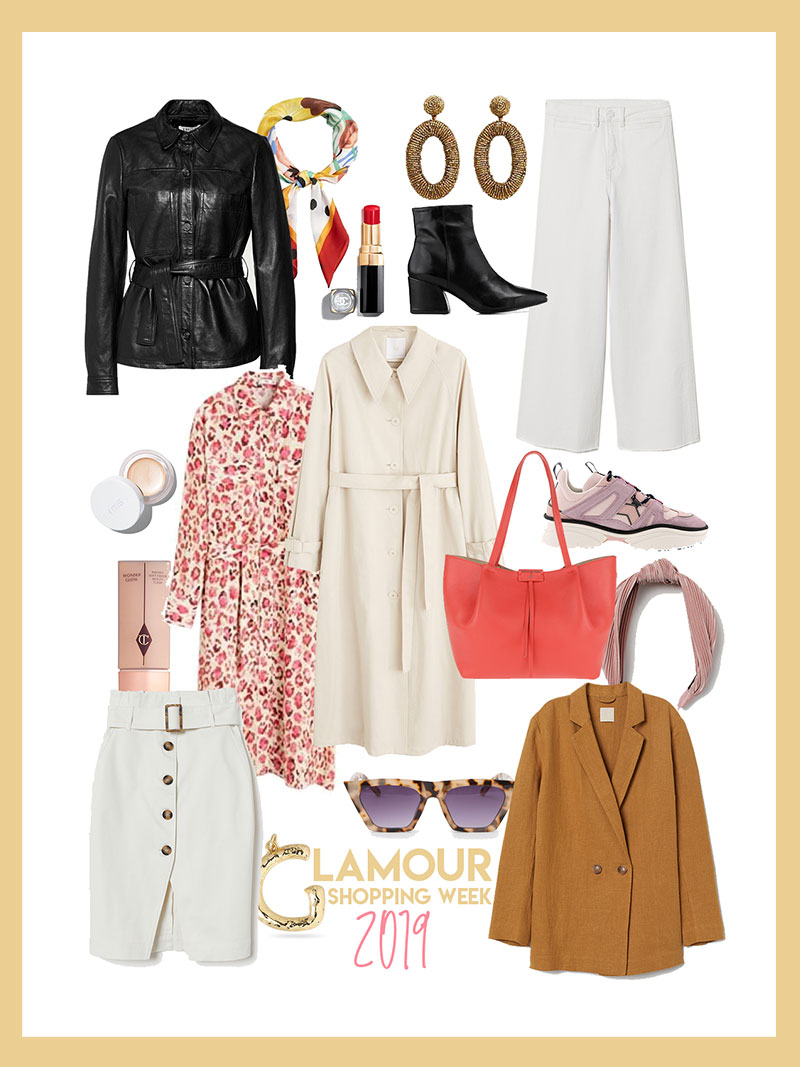 glamour shopping week 2019