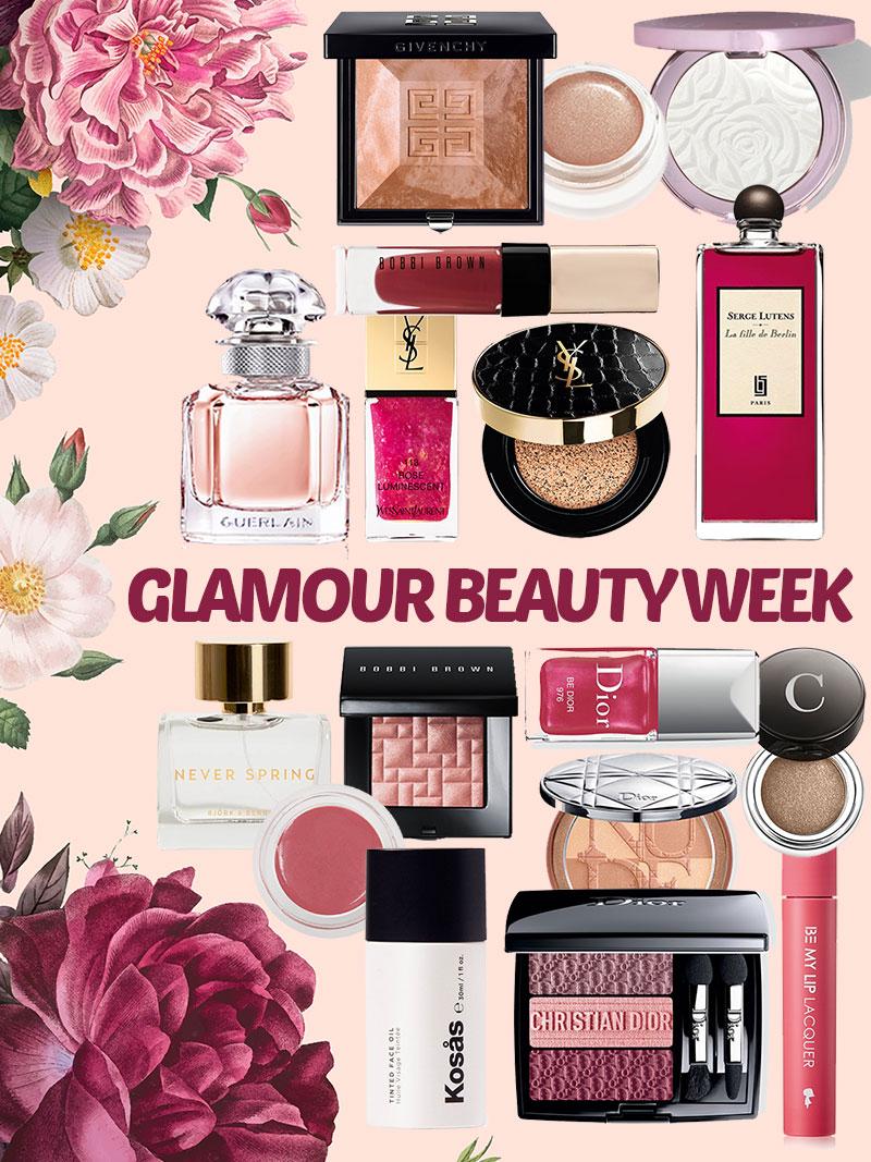 glamourbeautyweek