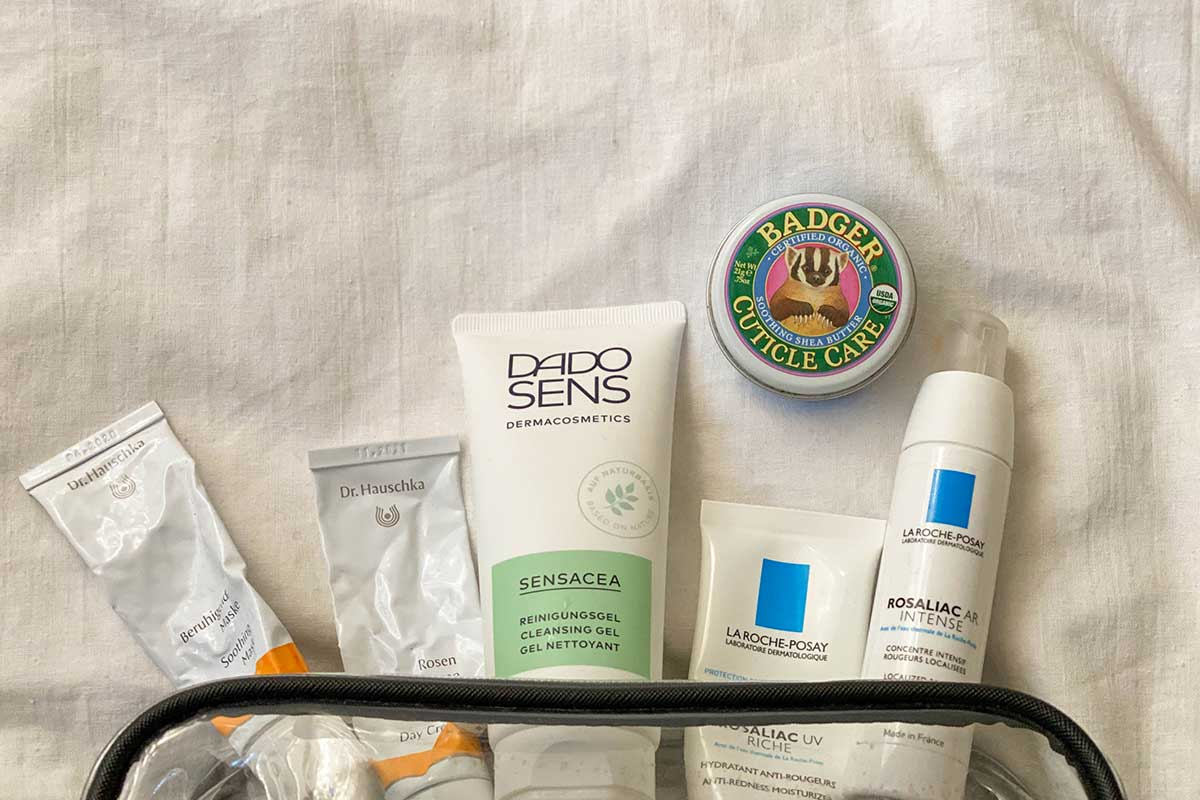 Sensible Haut Pflegeprodukte