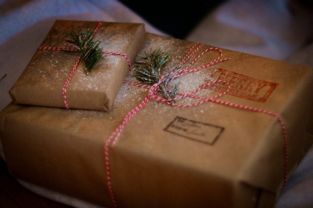 Presentes Diferentes para um Natal Feliz
