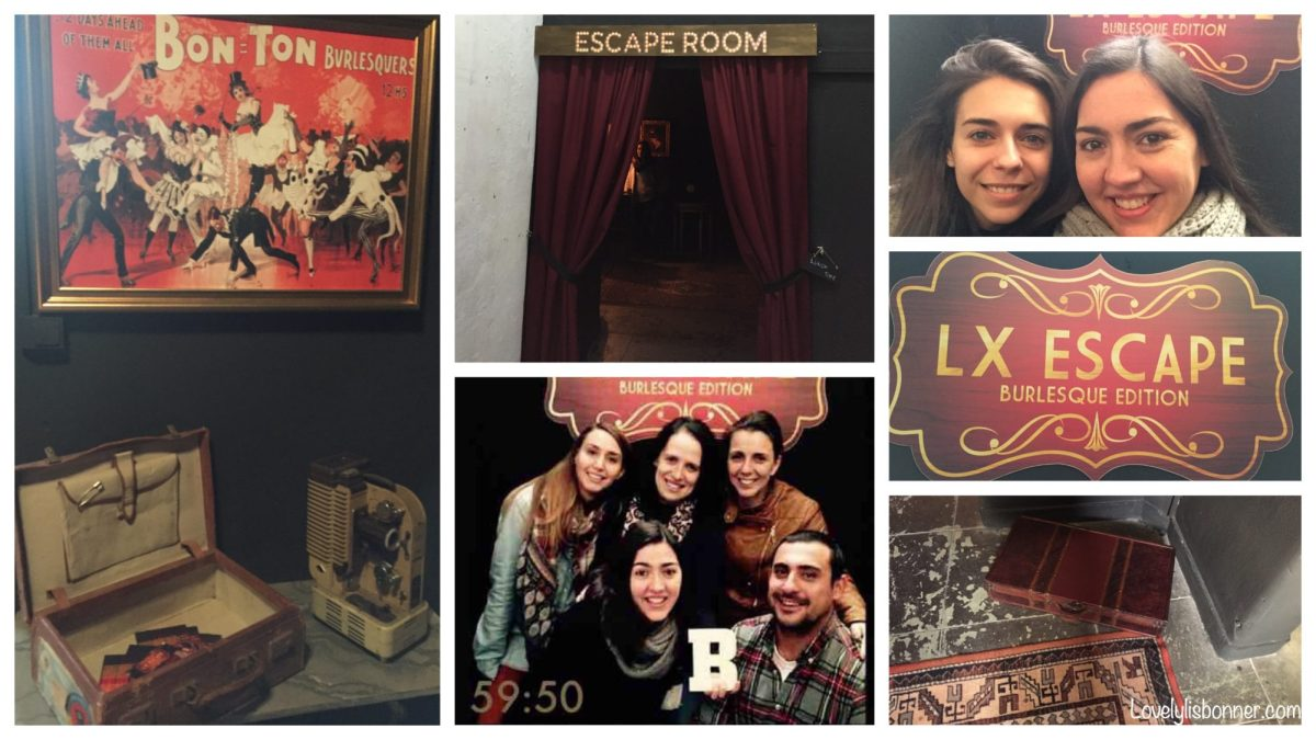 Consegues escapar? - Lx Escape Room