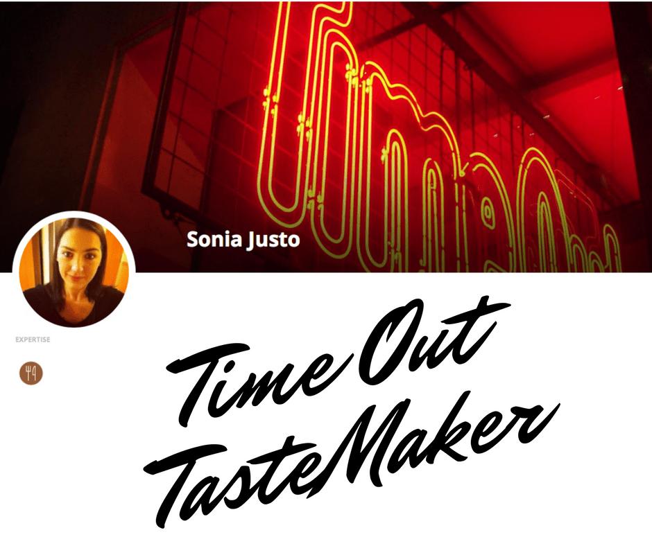 Time Out Lisboa - Sim sou uma Tastemaker #TOTastemaker
