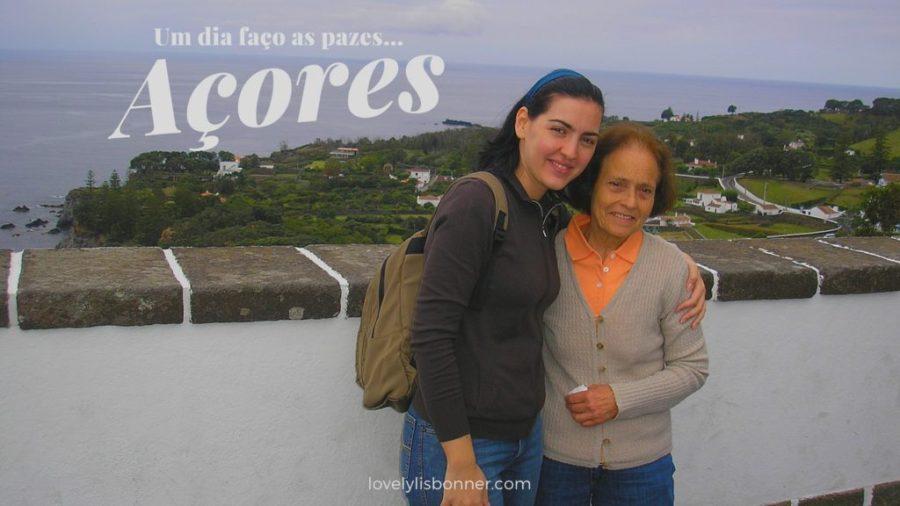 Açores portugal meórias ilhas