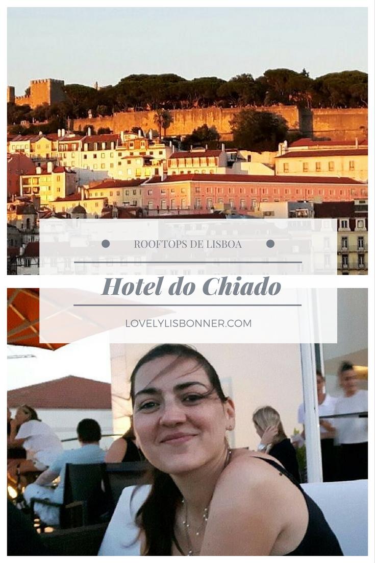 Rooftops de Lisboa – Hotel do Chiado