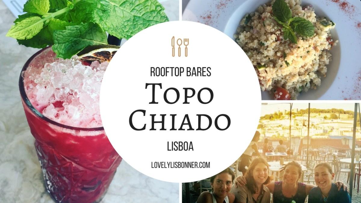 Rooftops de Lisboa - Topo Chiado
