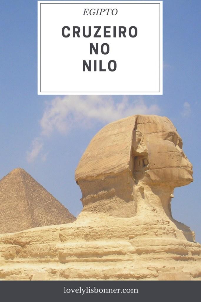 cruzeiro nilo egipto pinterest