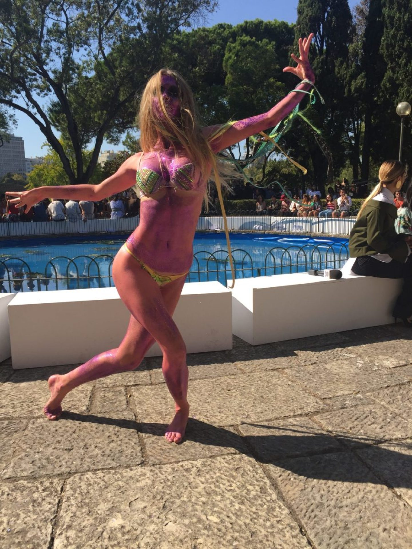 lisboa fashion week spring summer 2018 pavilhão carlos lopes